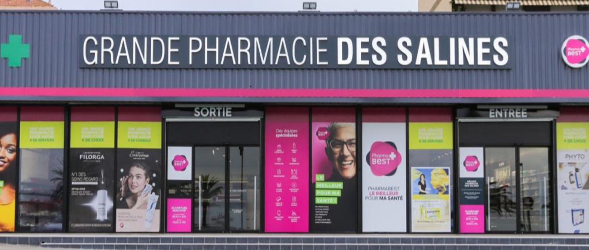 Pharmacie des Salines