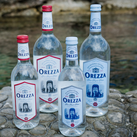 Les eaux d'Orezza